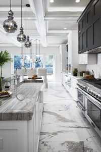 กระเบื้องห้องครัว แบบไหน สวย ทนทาน ทำความสะอาดง่าย