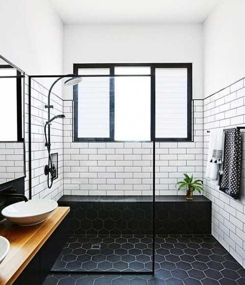 กระเบื้องหกเหลี่ยมนำมาตกแต่งห้องน้ำอย่างไรดีให้สวยโดดเด่นมากขึ้น  กระเบื้องสวย ราคาส่ง ขายถูก