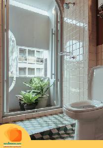 กระเบื้องห้องน้ำ-แบบไหนดี-สวย-ดูดี-ไม่มีลื่น